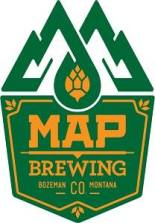 Map Brewing Logo - Color
